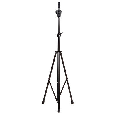 Adjustable Wig Head Stand Tripod Holder Mannequin Tripod for Hairdressing T W2L1