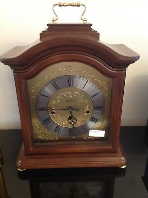 AMS Mantle Bracket Clock Mechanical Movement Full Westminster Chimes Brand New