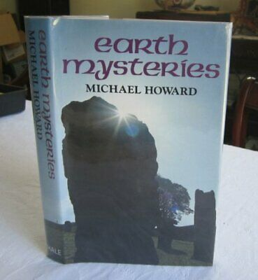 Earth Mysteries by Howard, Michael Hardback Book The Cheap Fast Free Post