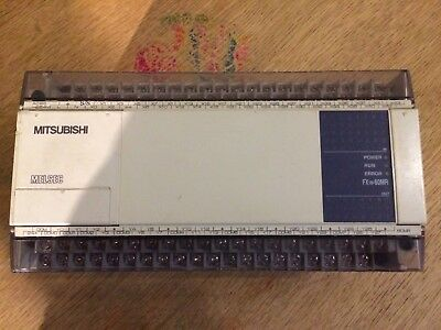 Refurbished Mitsubishi PLC Module FX1N-60MR-ES/UL