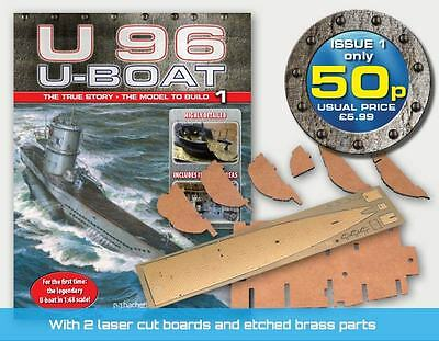 Hachette U 96 U-boat issues