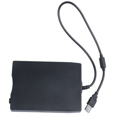 "USB External Portable 1.44Mb 3.5"" Floppy Disk Drive Diskette FDD For PC Lap A2I7"