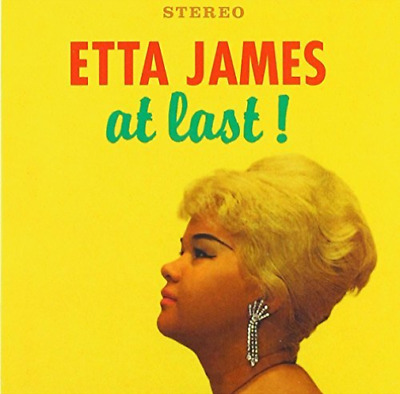 James, Etta-At Last / Second Time..  Cd New