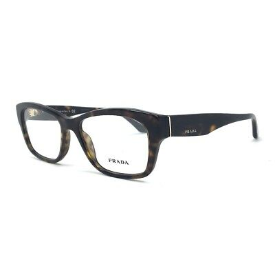 d47b310142b PRADA VPR 24R TKR-1O1 Havana   Orange   Beige Eyeglasses 54mm - 88 ...