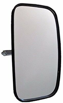 "UNIVERSAL REARVIEW MIRROR 4.625"" x 8"" FOR FORKLIFT TOYOTA, NISSAN, CATERPILLAR"