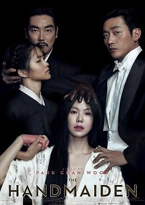 The Handmaiden - A4 Glossy Poster - Film Movie Free Shipping #717