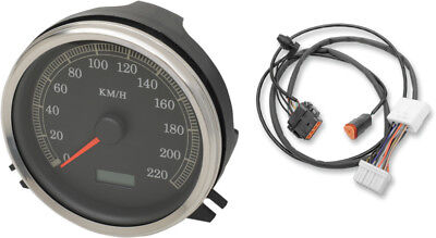 Drag Specialties Tachometer Wiring Kit for Electronic Speedo//Tach 96-03 Harley