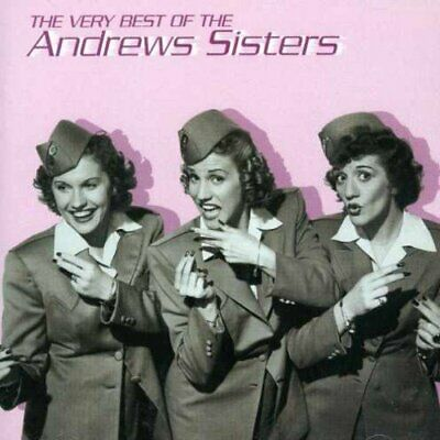 The Andrews Sisters - The Very Best Of - The Andrews Sisters CD 5JVG The Fast