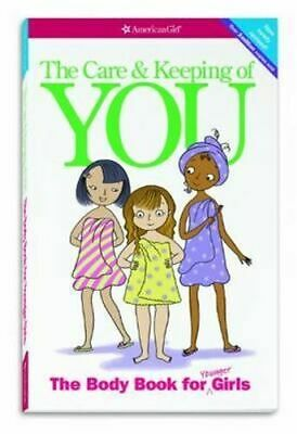 NEW The Care and Keeping of You By Valorie Schaefer Paperback Free Shipping