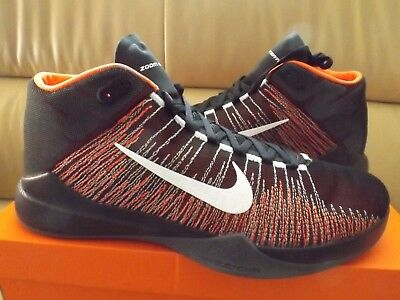 a0f373d8d08 canada nike zoom ascention mens basketball shoes bright crimson black 832234  003 new be31d 3e8fe
