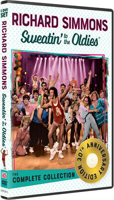Sweatin' To The Oldies: Complete Collection DVD