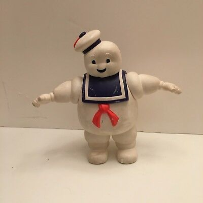 """Vtg Ghostbusters Stay Puft Marshmallow Man Figure 1984 Columbia Pictures 7"""""""