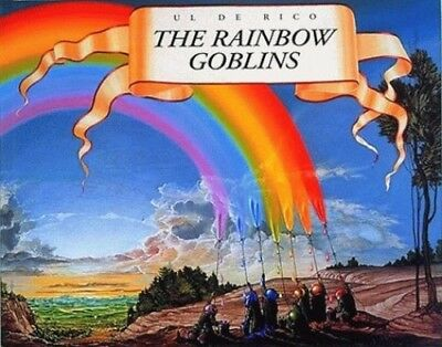 The Rainbow Goblins by Rico, Ul De Hardback Book The Fast Free Shipping