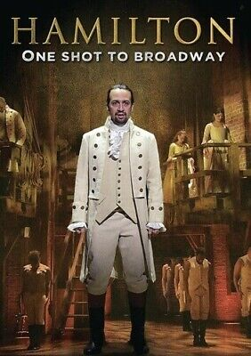 Hamilton: One Shot To Broadway [New DVD] Manufactured On Demand