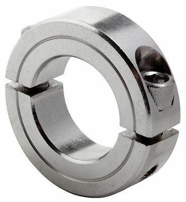 Climax Metal Products Shaft Collar  Stainless Steel  2C-025-S