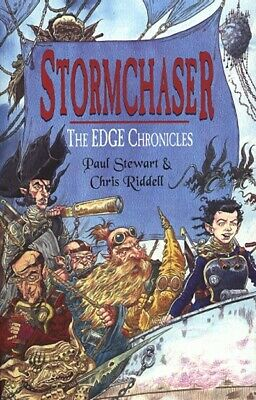The edge chronicles: Stormchaser by Paul Stewart (Paperback)