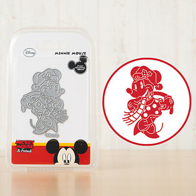 Official Disney MINNIE MOUSE Die - From the Vintage Mickey Mouse & Friends Range