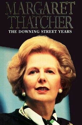 The Downing Street years by Margaret Thatcher (Paperback)