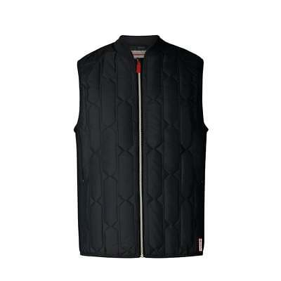 Hunter Mens Original Midlayer Gilet - Dark Slate Accessories Clothing