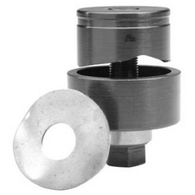 """Greenlee 739BB 3"""" Conduit Size Standard Round Knockout Punch Unit"""