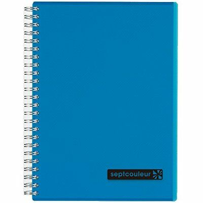 Stationery N572B-02 Maruman notebook concept Couleur A5 Blue MA