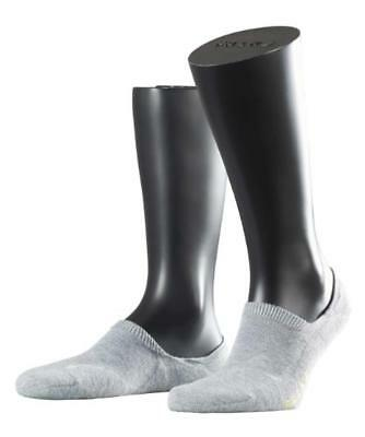 (TG. 46/48 IT) FALKE - Cool Kick, Calzini da uomo, Light Grey, 46/48 IT - NUOVO