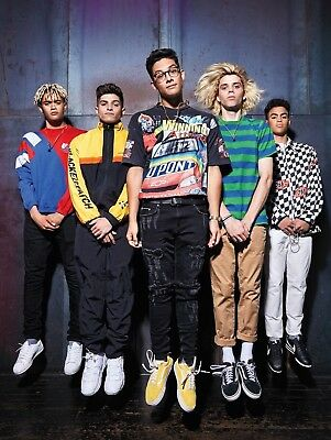 PRETTYMUCH POSTER a - 4 SIZES YOU CHOOSE - UK SELLER - FREE UK P&P