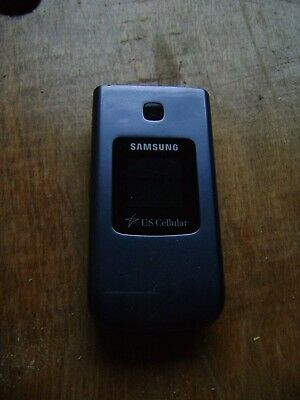 Samsung SCH-R260 Flip Phone Tested and Working Good Condition US Cellular