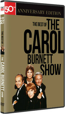 Carol Burnett Show (50th Anniversary Collection) DVD