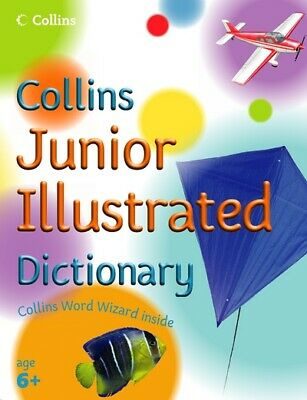 Collins children's dictionaries: Collins junior illustrated dictionary by