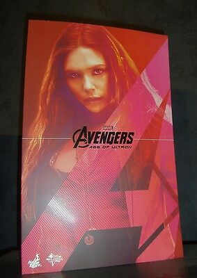 Avengers Age of Ultron Scarlet Witch 1/6 Figur von Hot Toys NEU&OVP