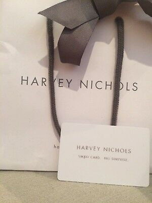 Harvey Nichols Gift Card Voucher | Loaded With £250 | No Expiry
