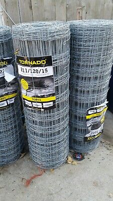 100m pig wire stock fencing