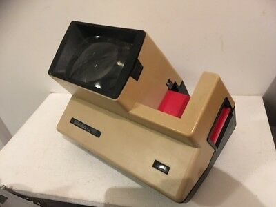 VTG 70s PHOTAX AUTOVIEWER 3 35mm COLOUR SLIDE PHOTO VIEWER MAGNIFER VGC