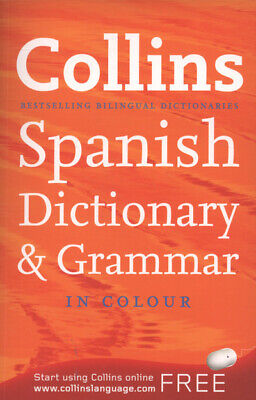 COLLINS SPANISH DICTIONARY  (Paperback)