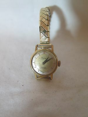 Bifora Ladies Hand Winding Watch 16 Jewels (19Y)