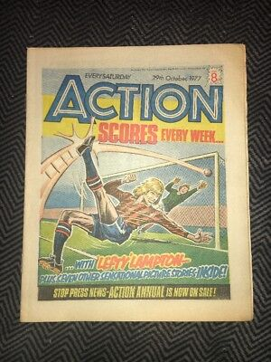 ACTION COMIC - year 1977 - 29/10/1977