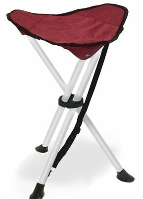 Outdoor Connection Tripod Stool - 100kg Weight Rating - Powder Coated Steel