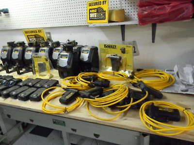 Dewalt security system Ds 100 with lots of extras