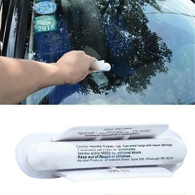 Universal Car Windshield Glass Water Rain Repellent Soft Absorbent Wash Cloth *1