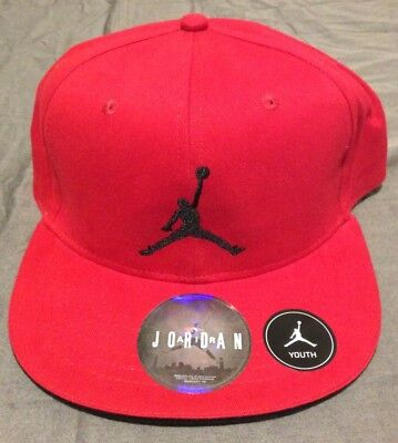 cheap for discount 74eee f1d25 New - NIKE Air Jordan Youth Jumpman Snapback Cap ( Big Kids)