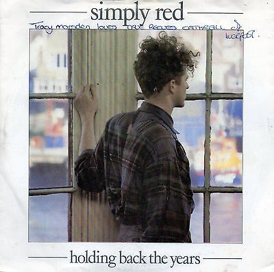 Simply red holding back the years 7 vinyl 1985 for Simply singles