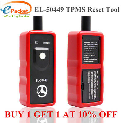 EL-50449 TPMS Reset Tool Tire Monitor Pressure Sensor Activation Tool For Ford L