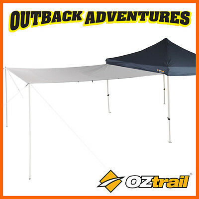 Oztrail Gazebo 3M Multi-Purpose Wall Awning