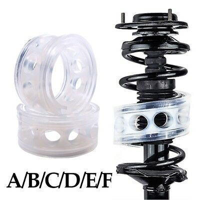 2pcs Universal Car Shock Absorber Spring Bumper Power Auto-Buffers A/B/C/D/E/F