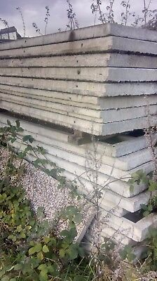 Concrete Sectional Garage Panels only £10 each