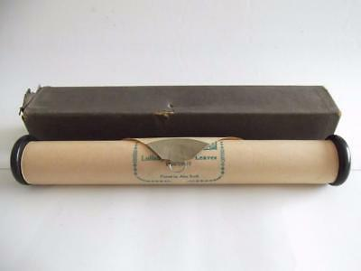Pianola Roll - Meloto 38727 - Lullaby Of The Leaves - Foxtrot