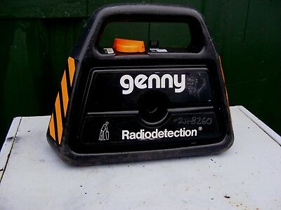 Radiodetection Signal Generator,  Genny Good Clean Condition