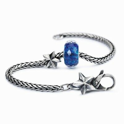 TROLLBEADS Start Armband Himmelswunsch - Wishful Sky - Limited Edition 19 cm