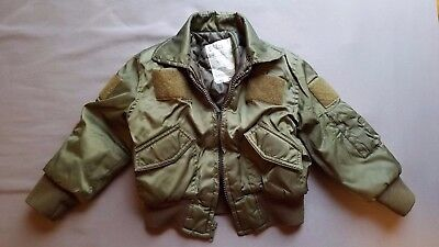 Pre-Flight by Flyboys youth flight jacket, small, 2T-3T